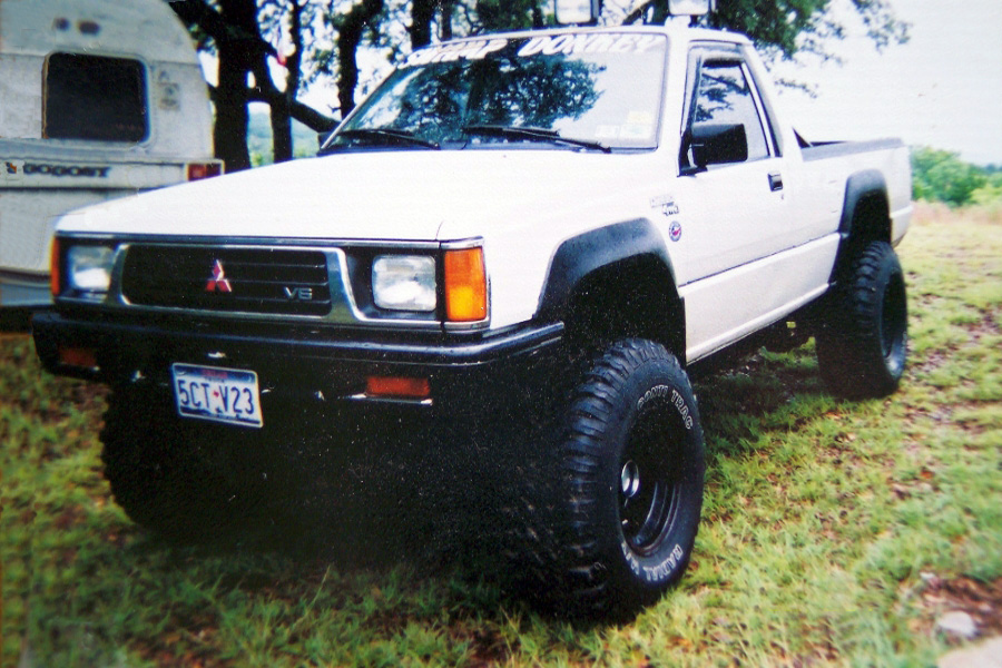 Quot 1993 Mighty Max 4x4 With Ford 5 0 Conversion Quot